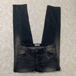 Free People distressed jeans size 26